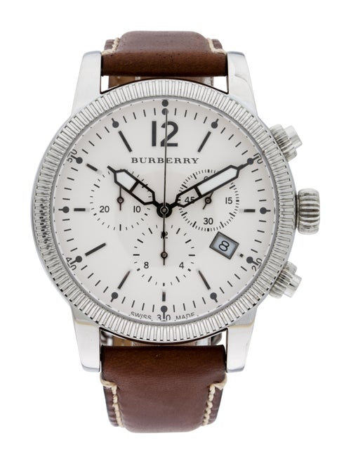 Burberry Classic Watch White