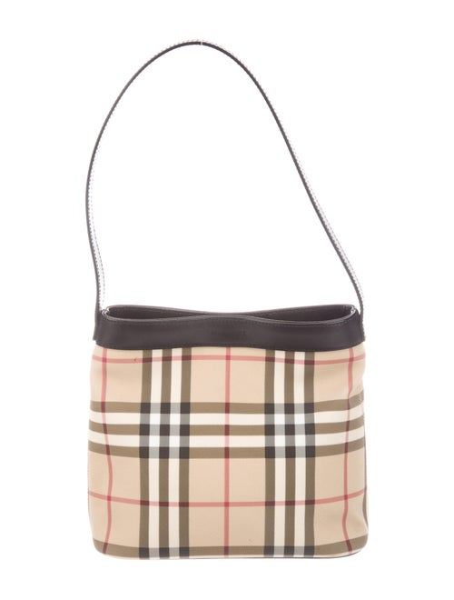 Burberry Nova Check Shoulder Bag multicolor