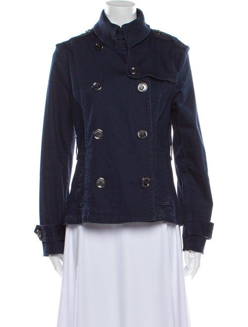 Burberry Jacket Blue