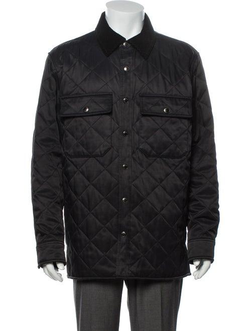 Burberry Utility Jacket Black