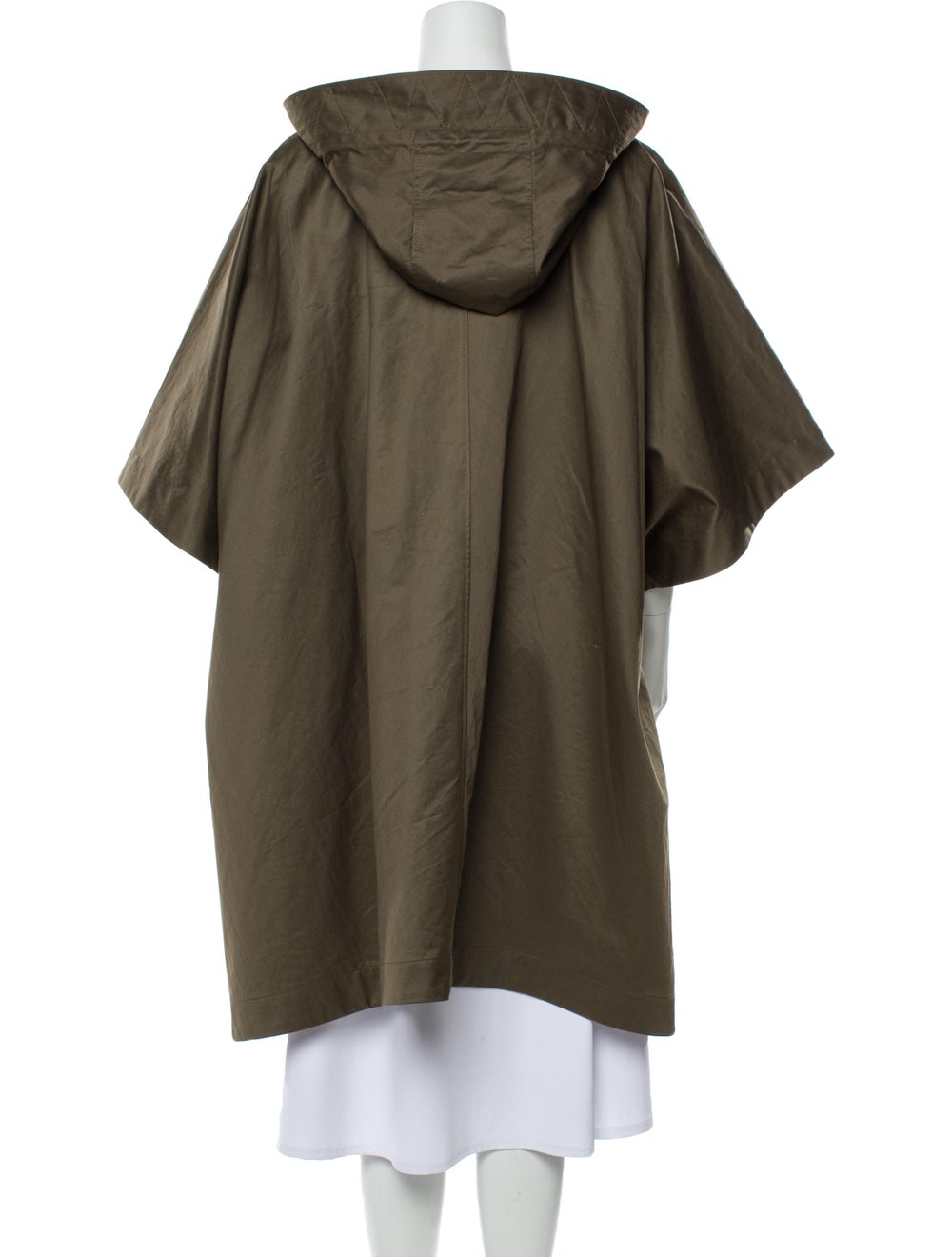Burberry Parka Brown - image 3