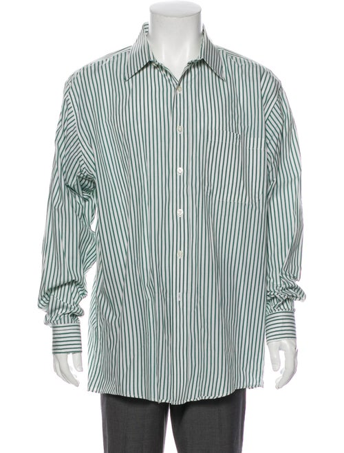 Burberry Vintage Striped Shirt White