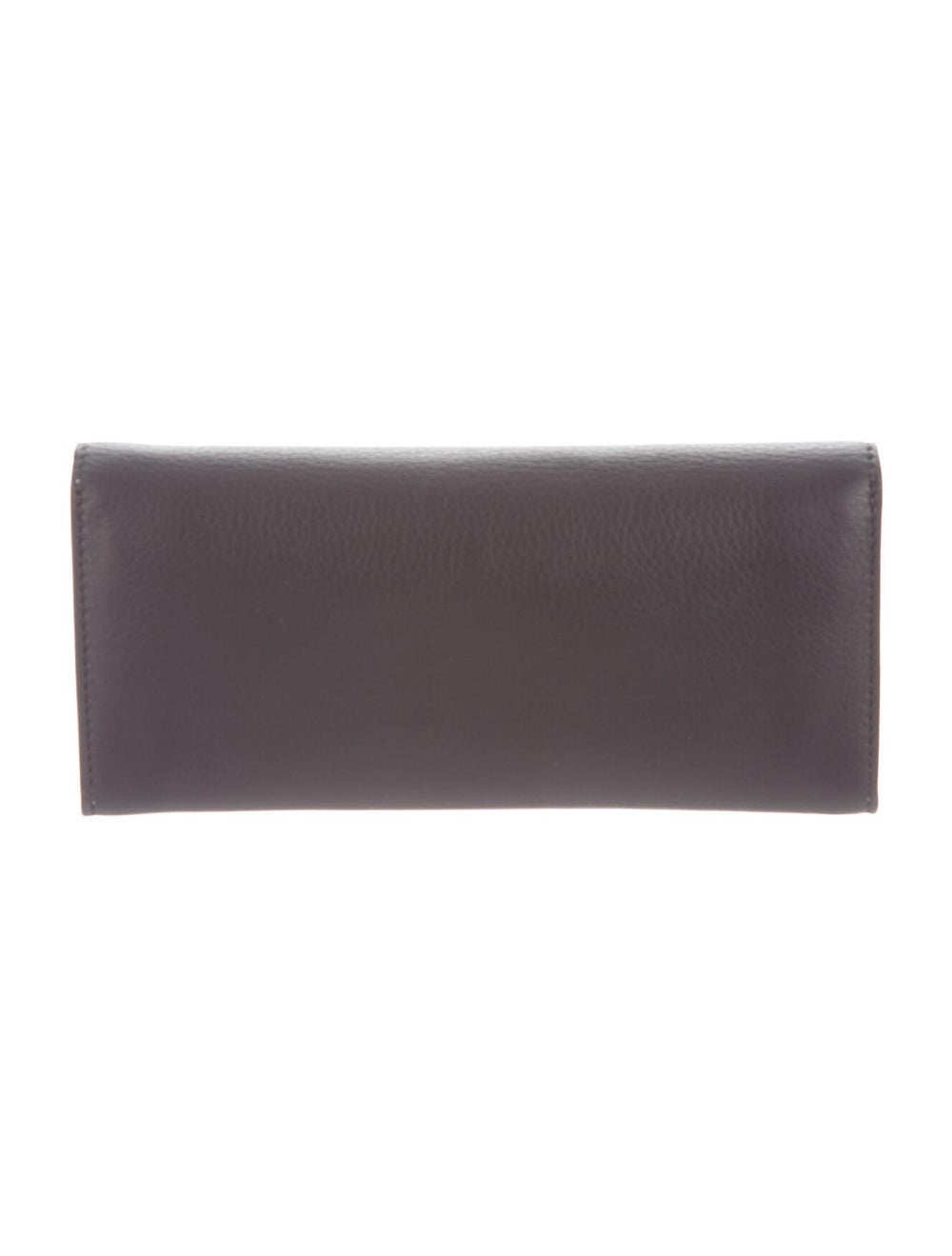 Burberry Leather Continental Wallet gold - image 4