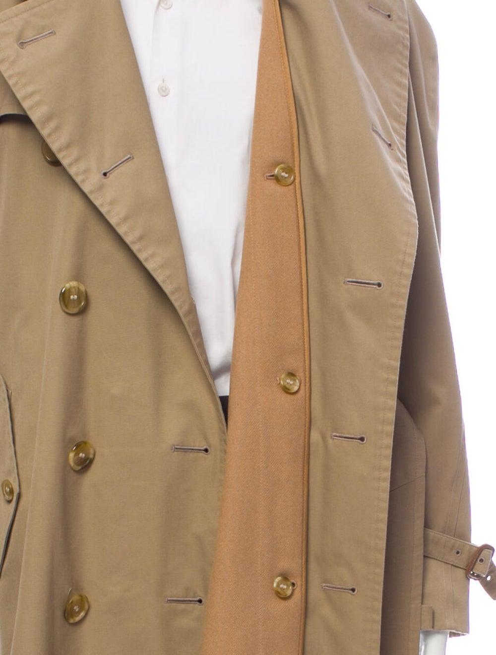 Burberry Trench Coat - image 4