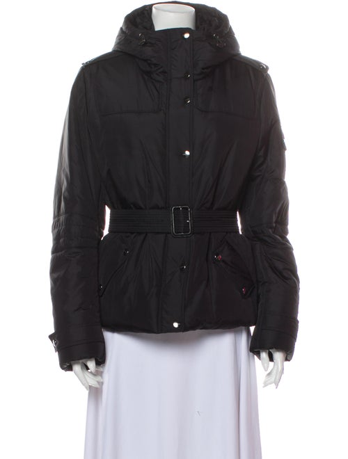 Burberry Coat Black