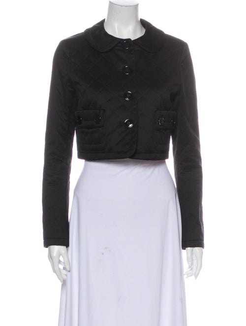 Burberry Evening Jacket Black