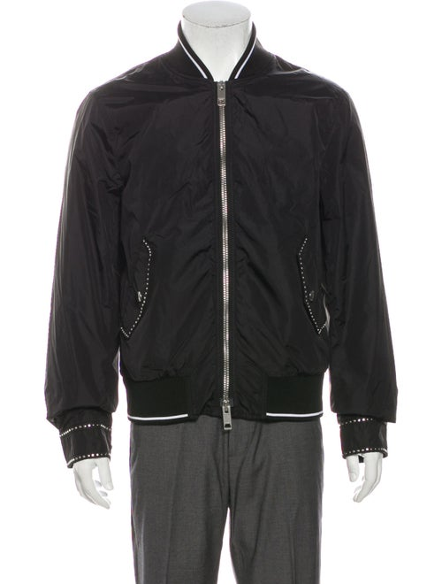 Burberry Bomber Bomber Jacket w/ Tags Black