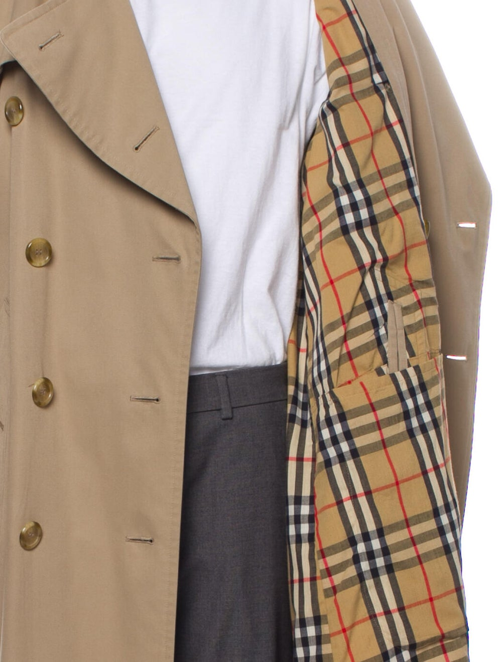Burberry Trench Coat - image 4