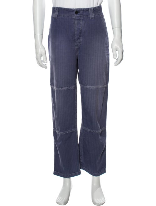 Burberry Pants Blue