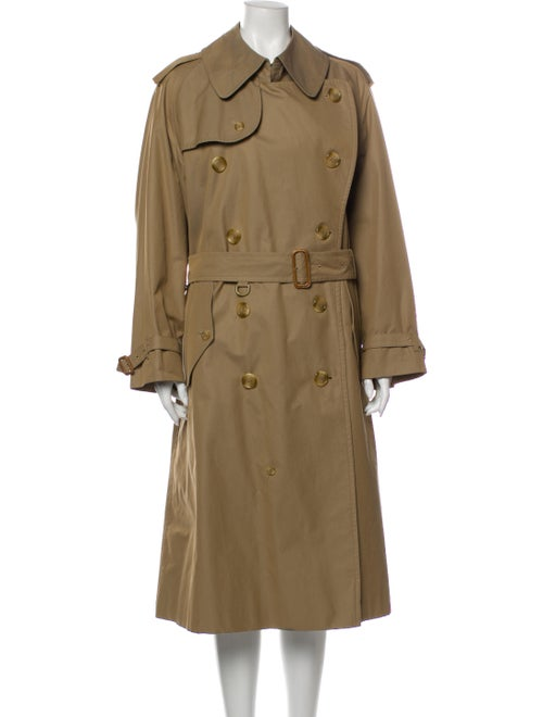 Burberry Vintage Trench Coat - image 1