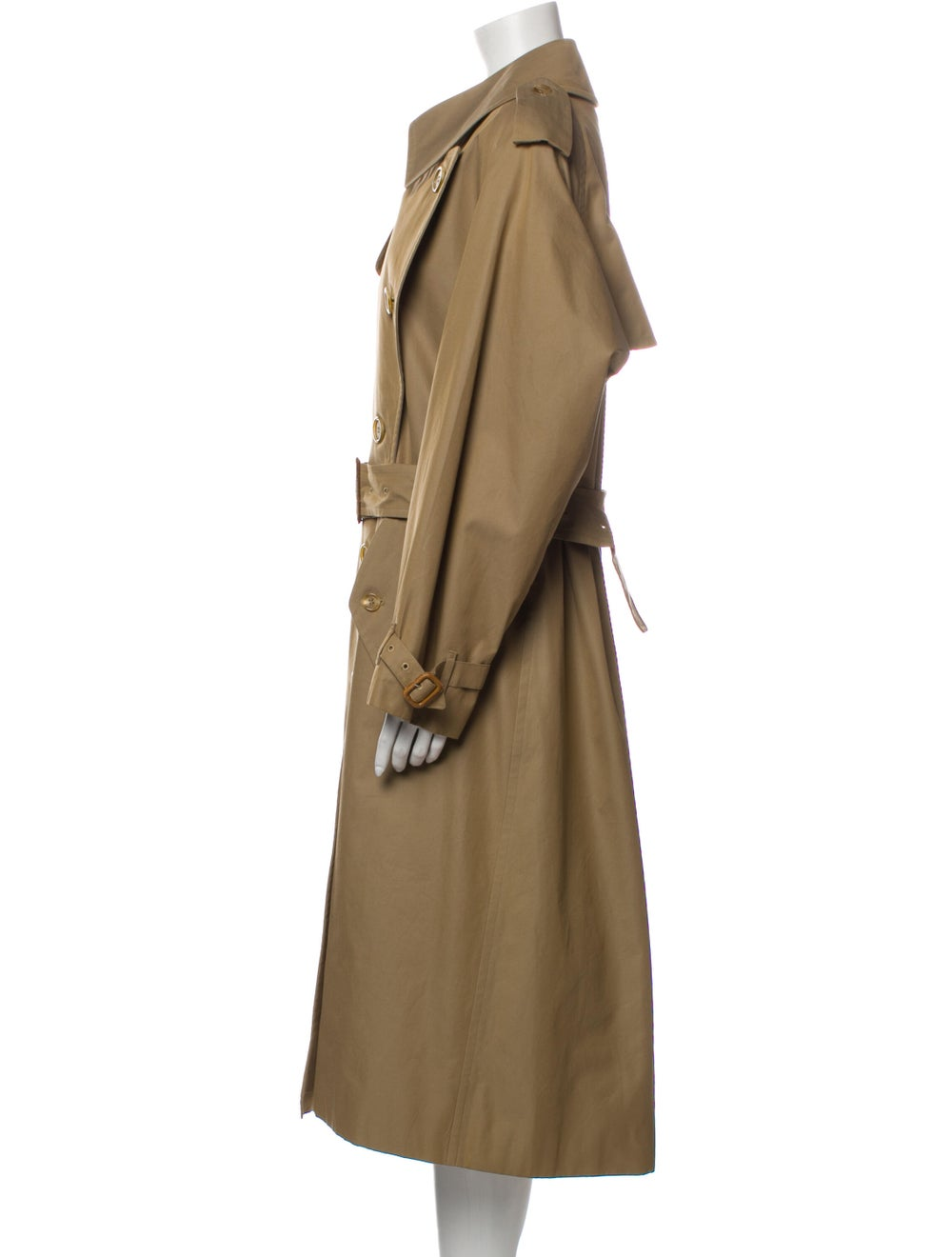 Burberry Vintage Trench Coat - image 2