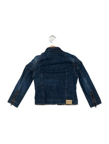 Burberry Girls' Denim Jacket