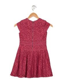 Burberry Girls' Lace Dress