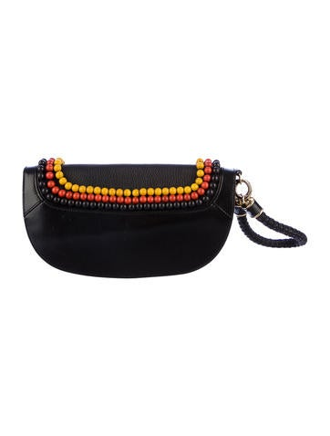 Prorsum Beaded Clutch