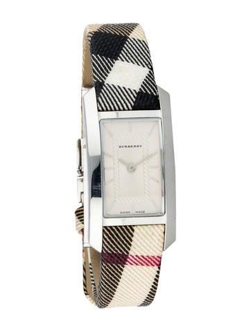 Nova Check Quartz Watch