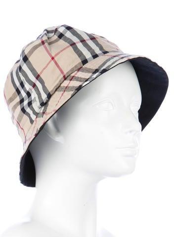 Nova Check Bucket Hat