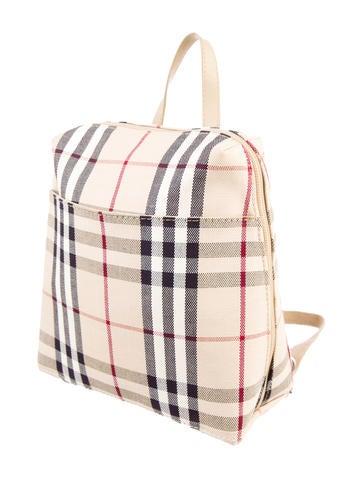 Nova Check Backpack