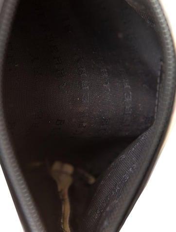 Nova Check Cosmetic Bag