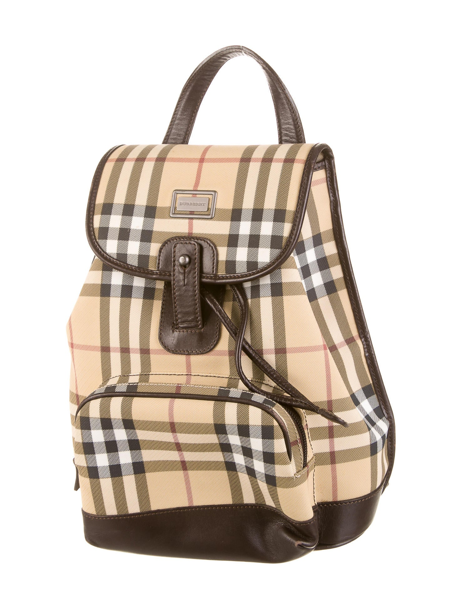 Burberry Purse Backpack