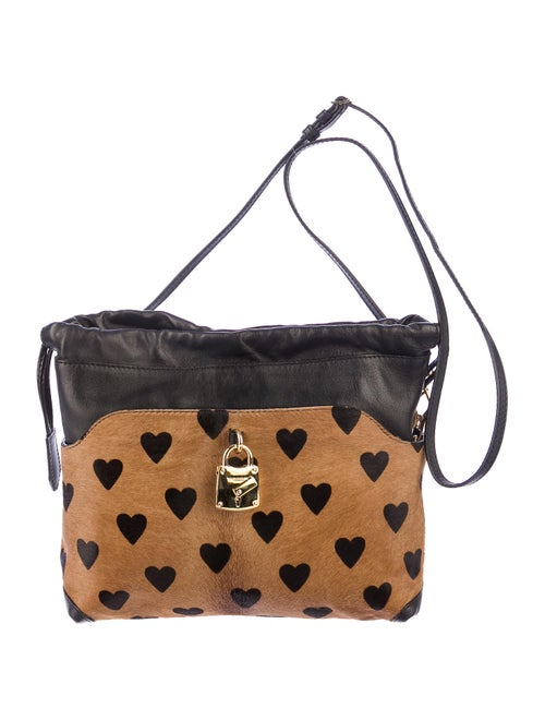 52e98eb98e3d Burberry Ponyhair Little Crush Bag - Handbags - BUR31457