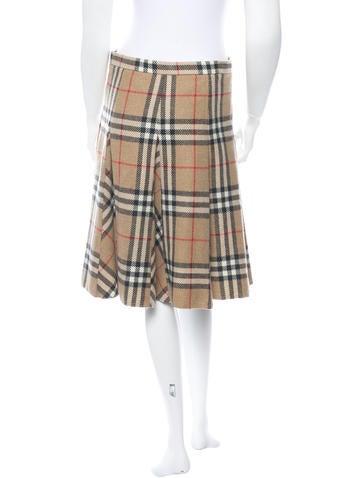 Nova Check Skirt