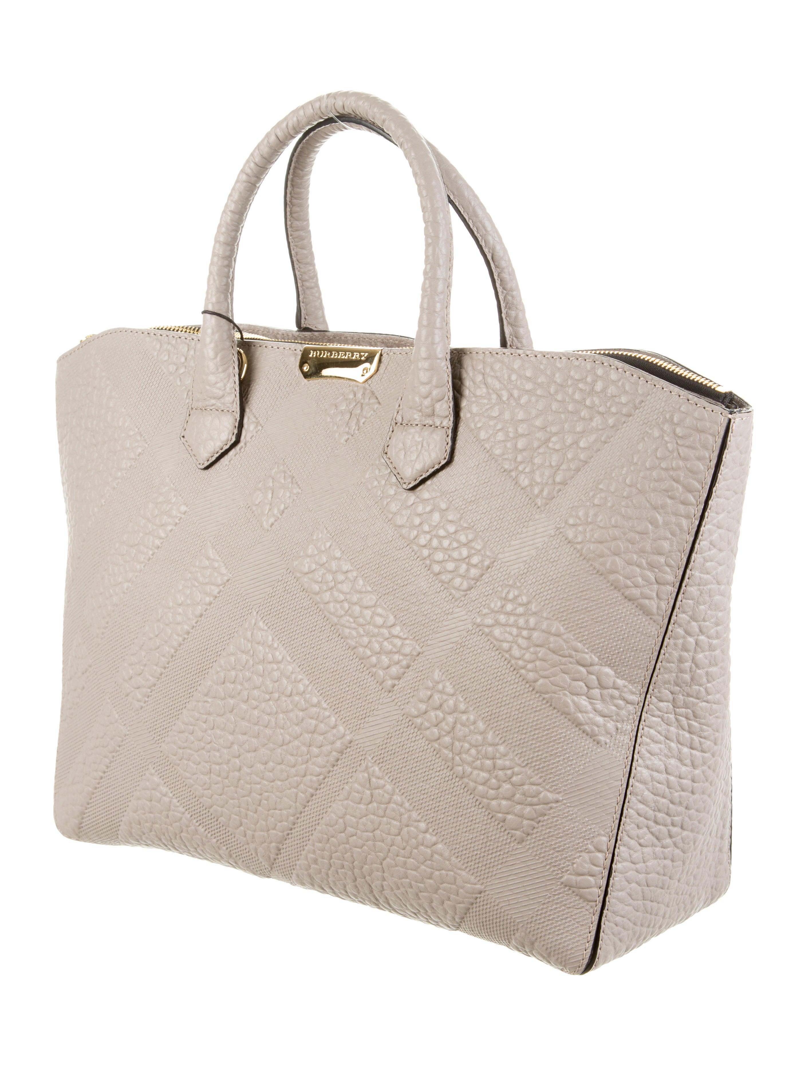 burberry dewsbury tote w tags   handbags   bur40071 the