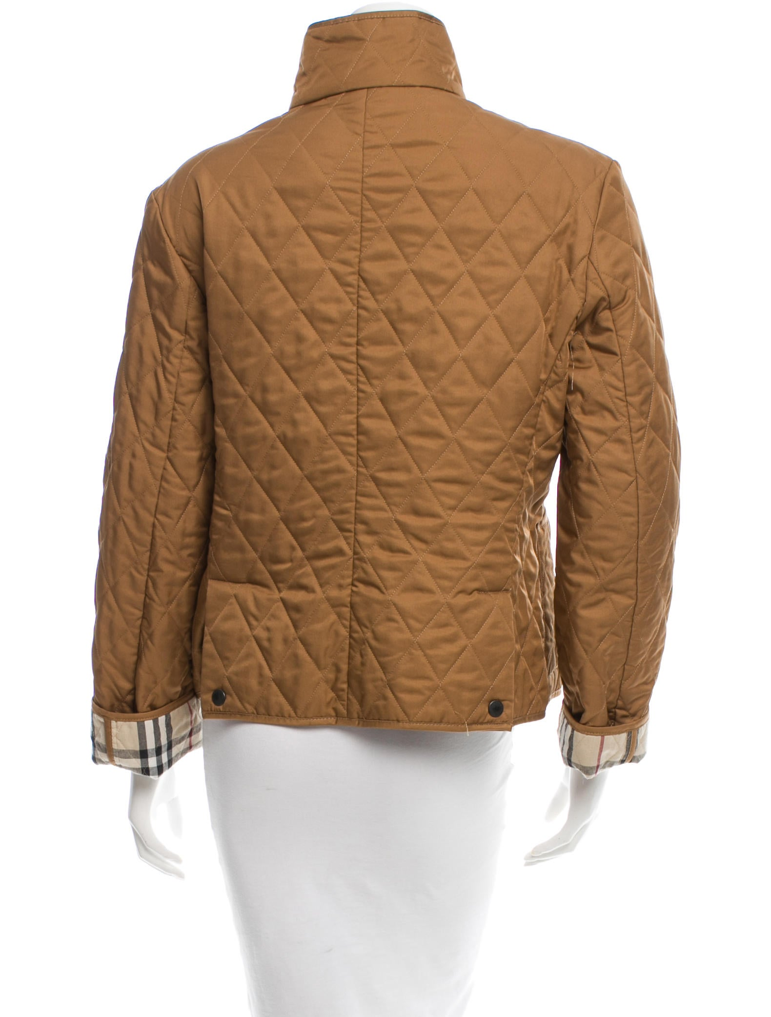 Burberry Lightweight Quilted Jacket Clothing Bur46972