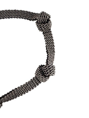Chain-Link Knot Belt