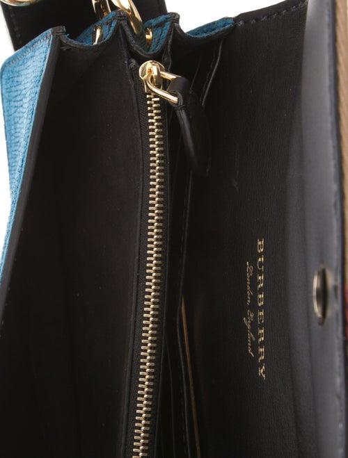 e4ae6d888840 Burberry House Check Python Patchwork Bag - Handbags - BUR53132 ...