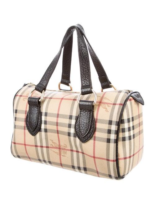 c23a25e33e Burberry Haymarket Check Chester Bag - Handbags - BUR56622   The ...