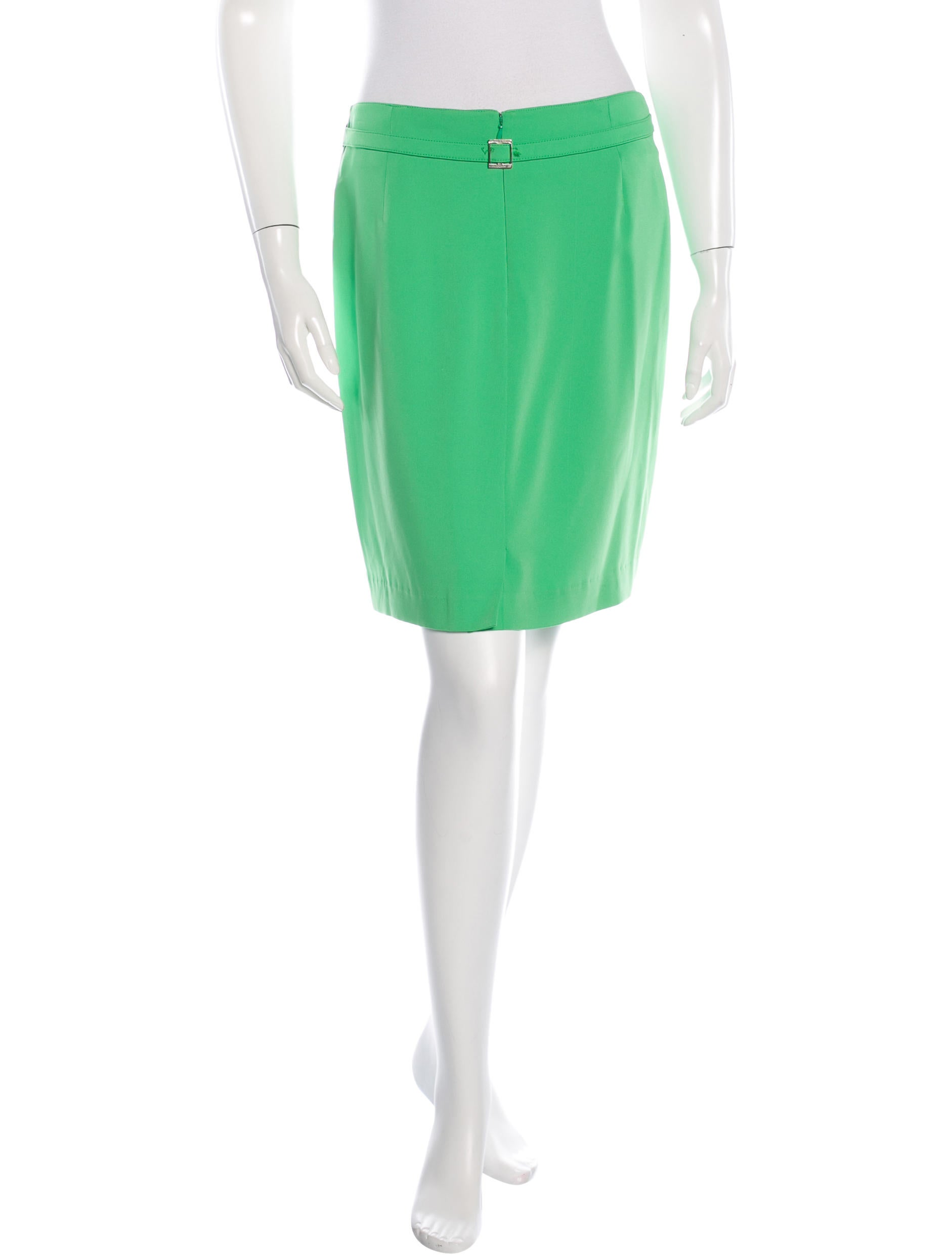 burberry belted mini skirt clothing bur59596 the