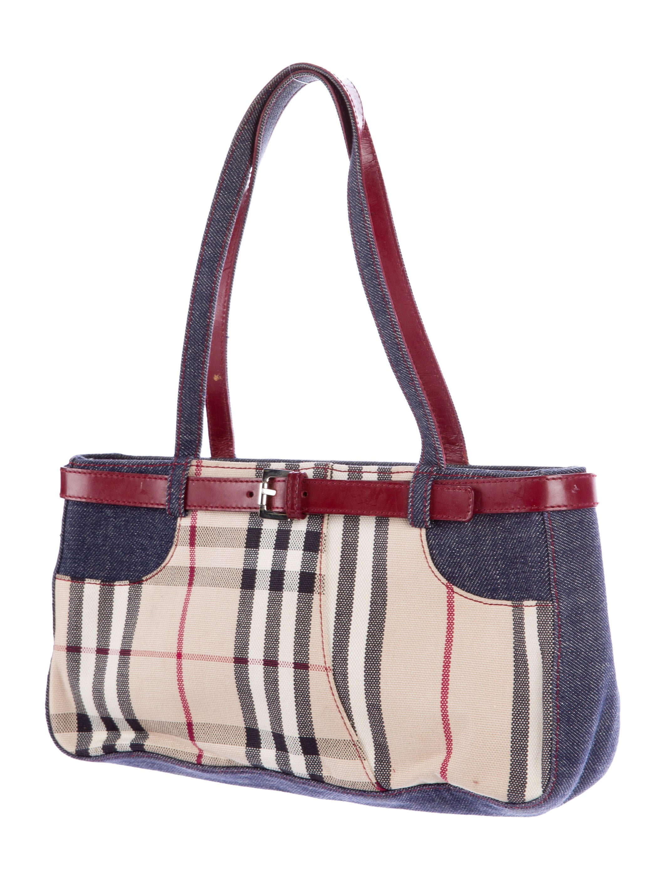 7bdd542e581c Burberry Blue Label Denim Tote