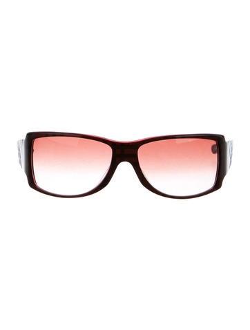 Burberry Nova Check Gradient Sunglasses None