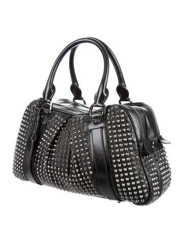 Studded Knight Bag