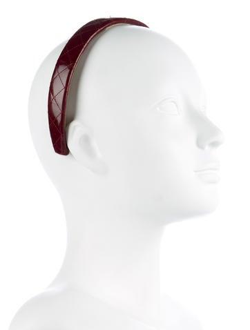 Patent Leather Headband