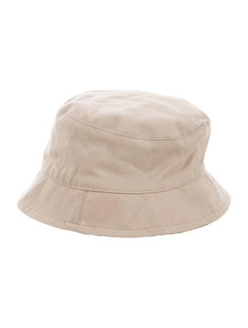 House Check Bucket Hat