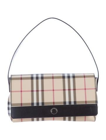 Burberry Nova Check Bag None