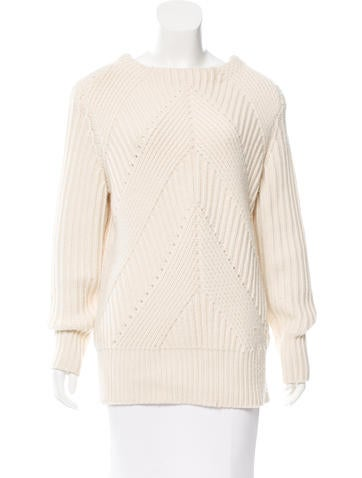 Burberry Wool Crew Neck Sweater None