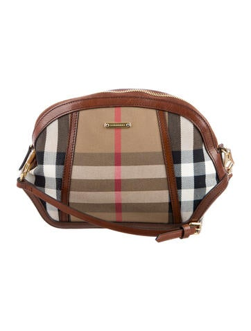 Burberry House Check Orchard Crossbody Bag - Handbags - BUR65806 ... b95d2f2273c68