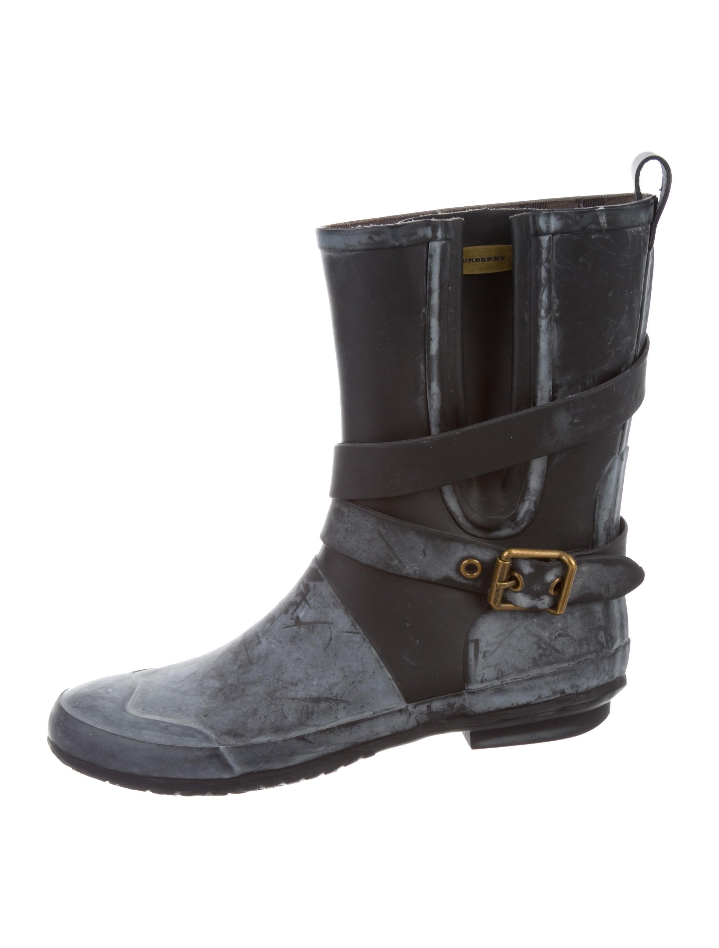 db6f972ea39 Burberry Rain Boots Sale