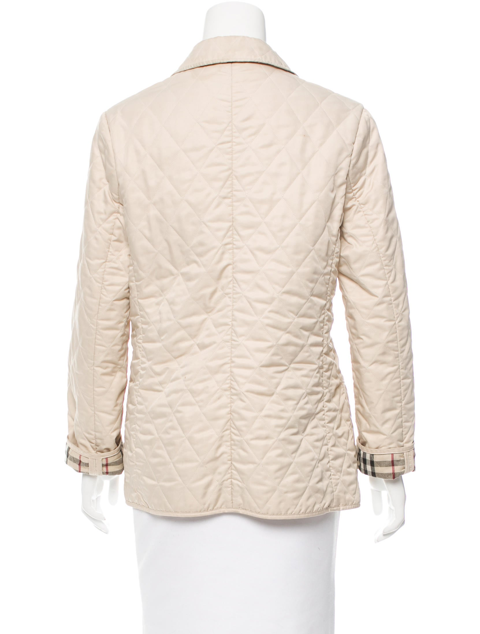 Womens lightweight quilted jacket