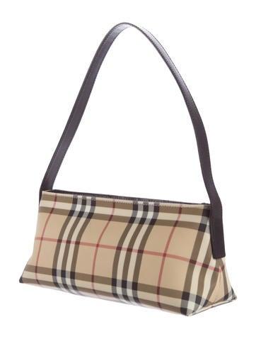 Nova Check Shoulder Bag