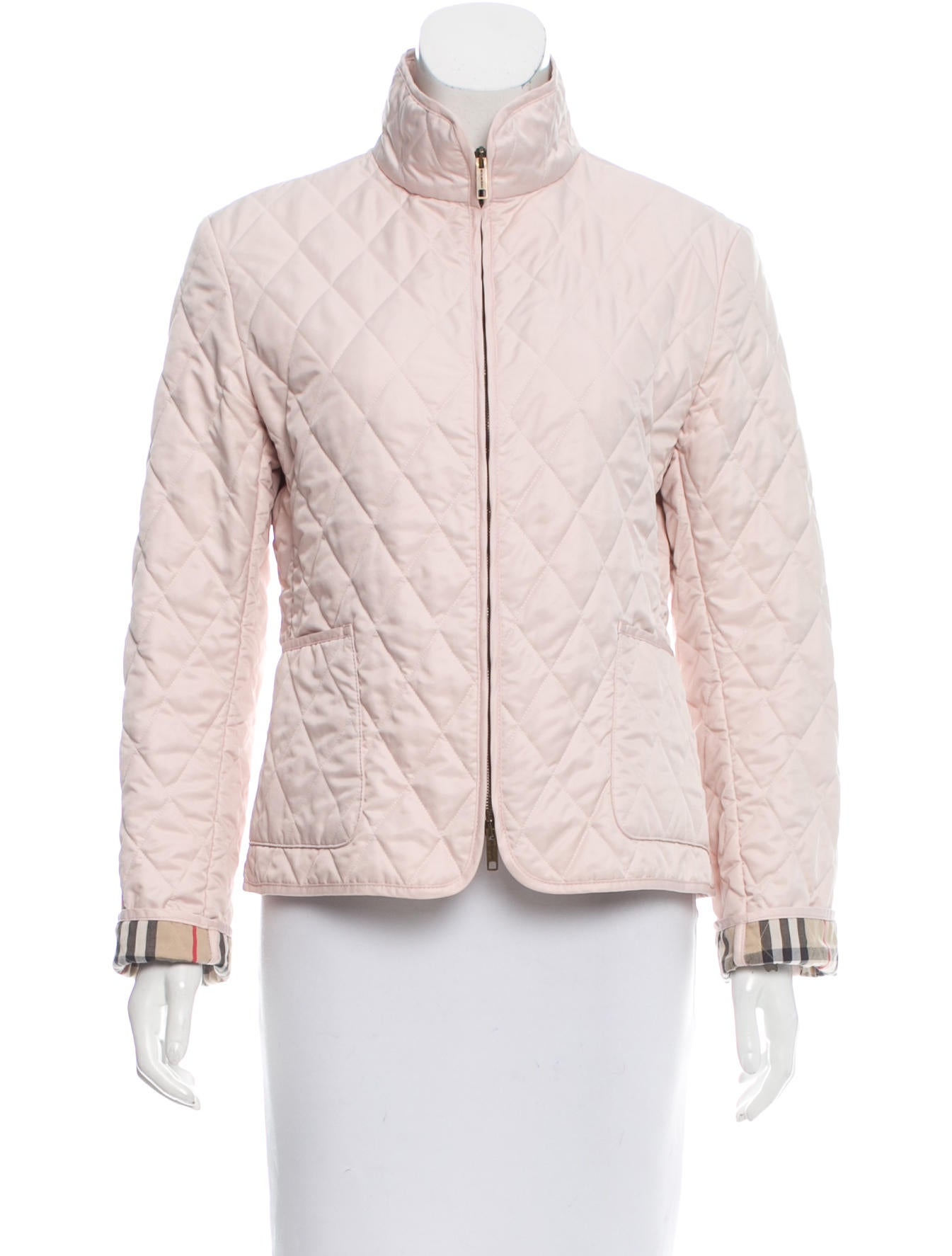 Burberry Lightweight Quilted Jacket Clothing Bur70461