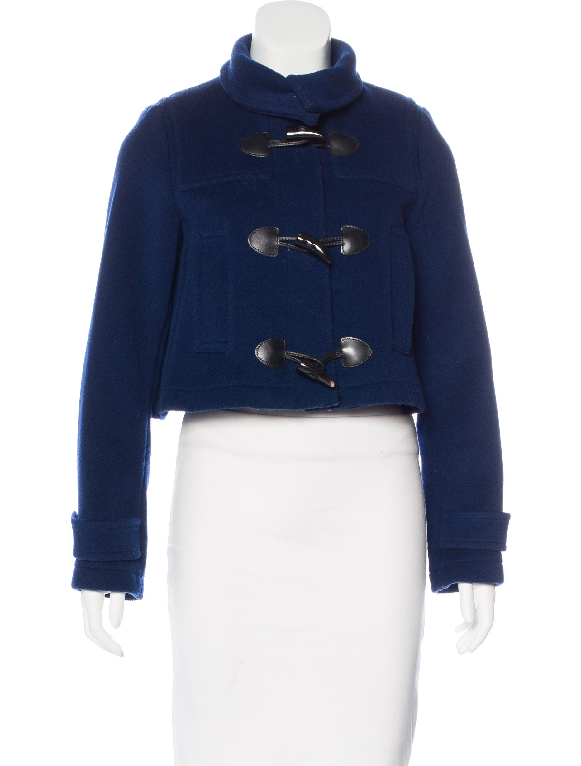 Awesome Derek Lam Pea Coat - Clothing - DER22133 | The RealReal