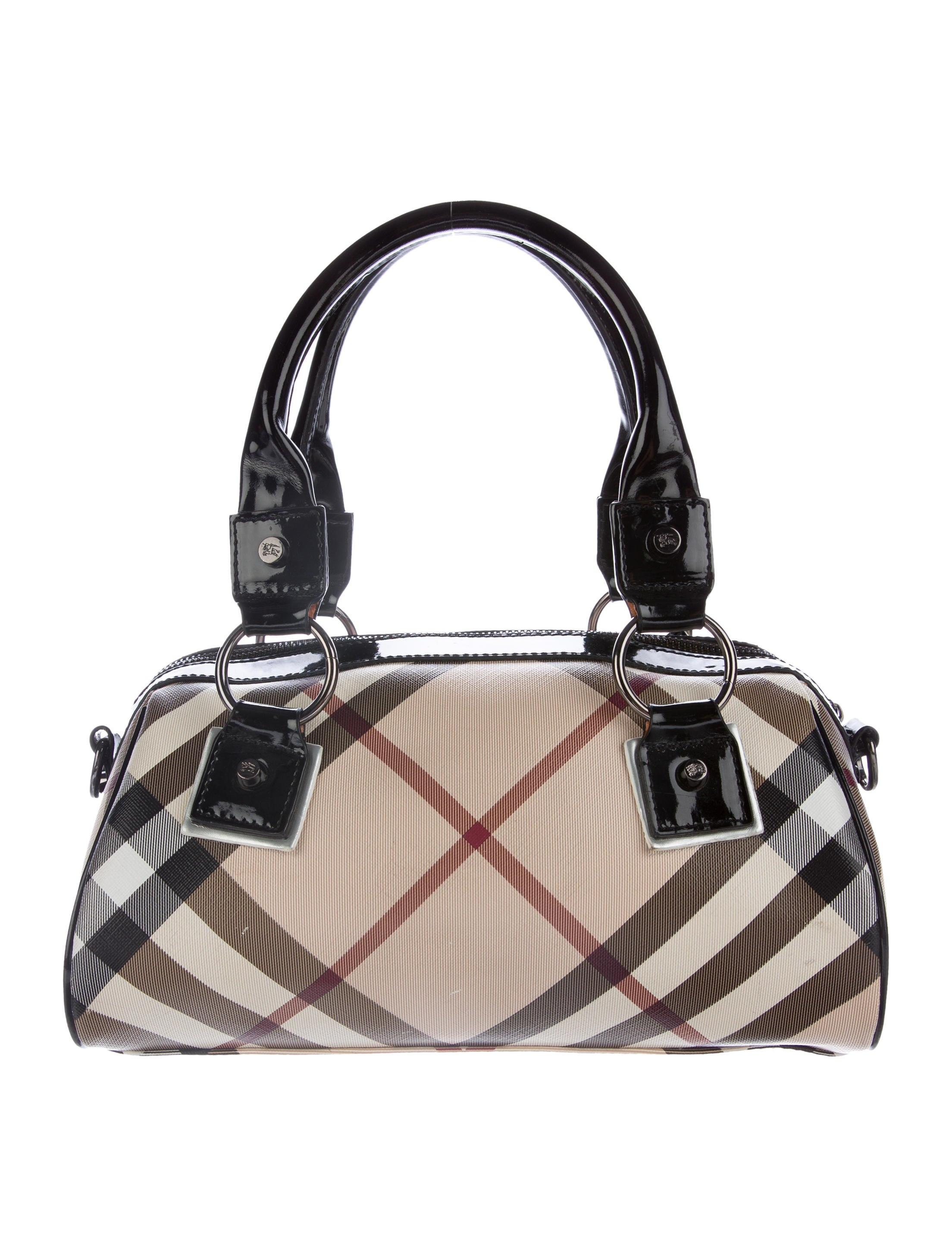 Borse burberry nova check : Burberry super nova check satchel handbags bur