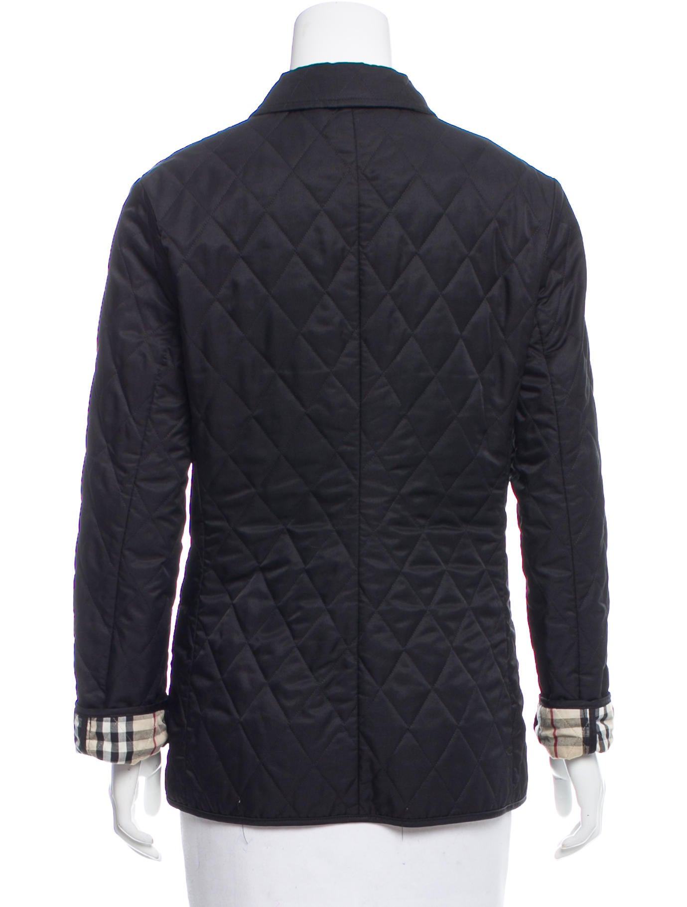 Burberry Lightweight Quilted Jacket Clothing Bur74414