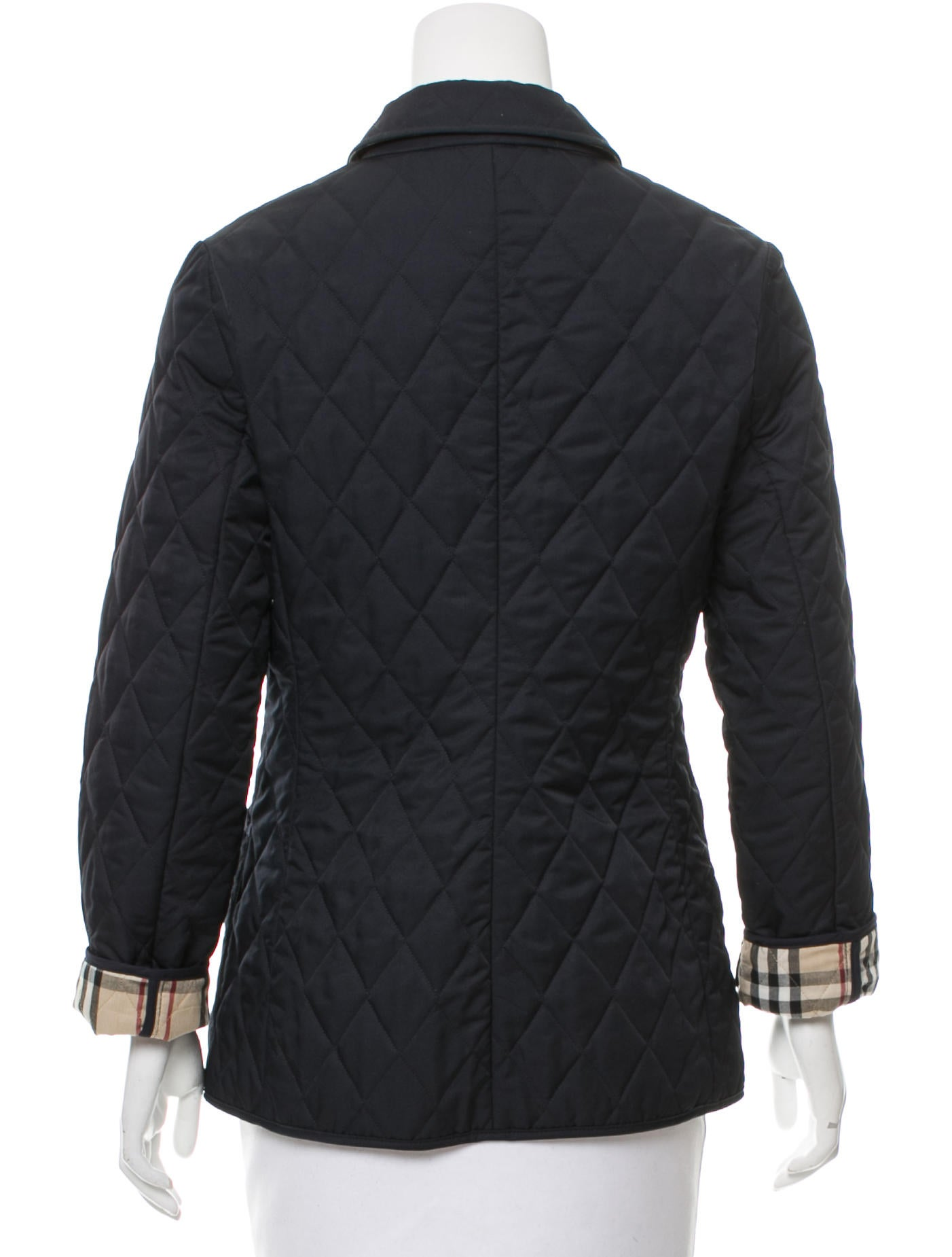 Burberry Lightweight Quilted Jacket Clothing Bur74669