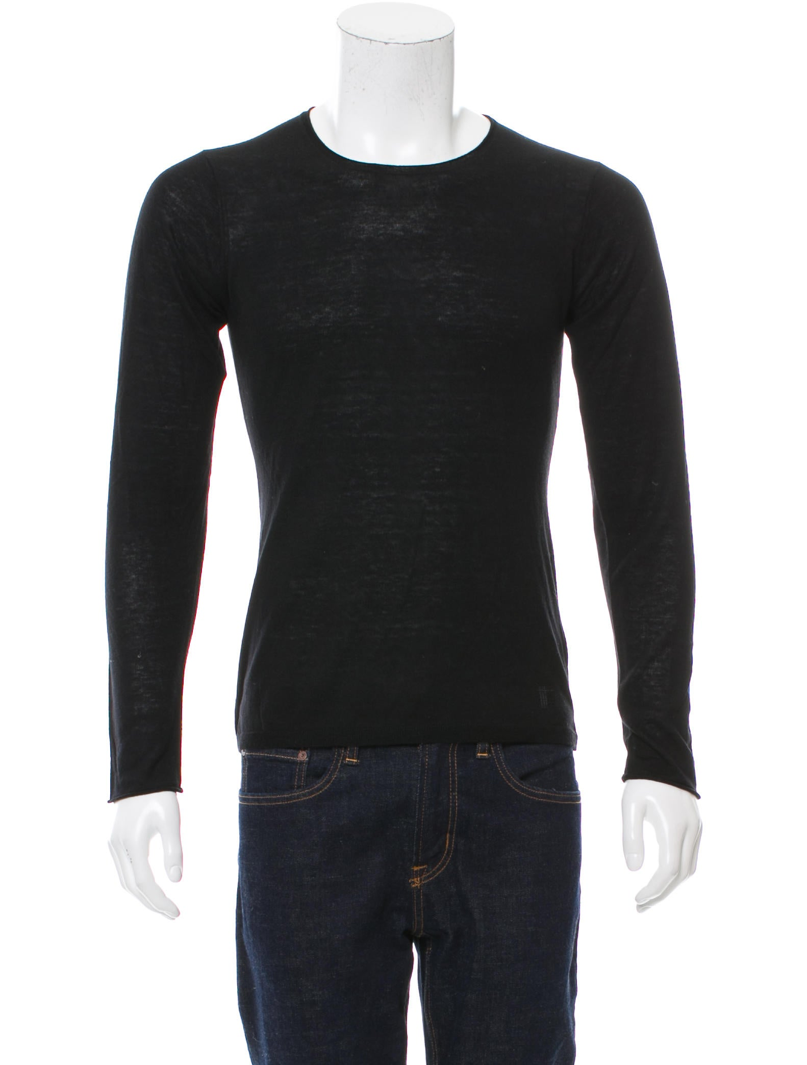 Burberry wool logo top clothing bur74939 the realreal for Best wool shirt jackets