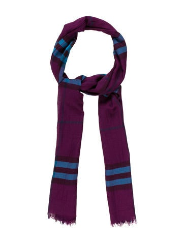 Burberry Nova Check Scarf None