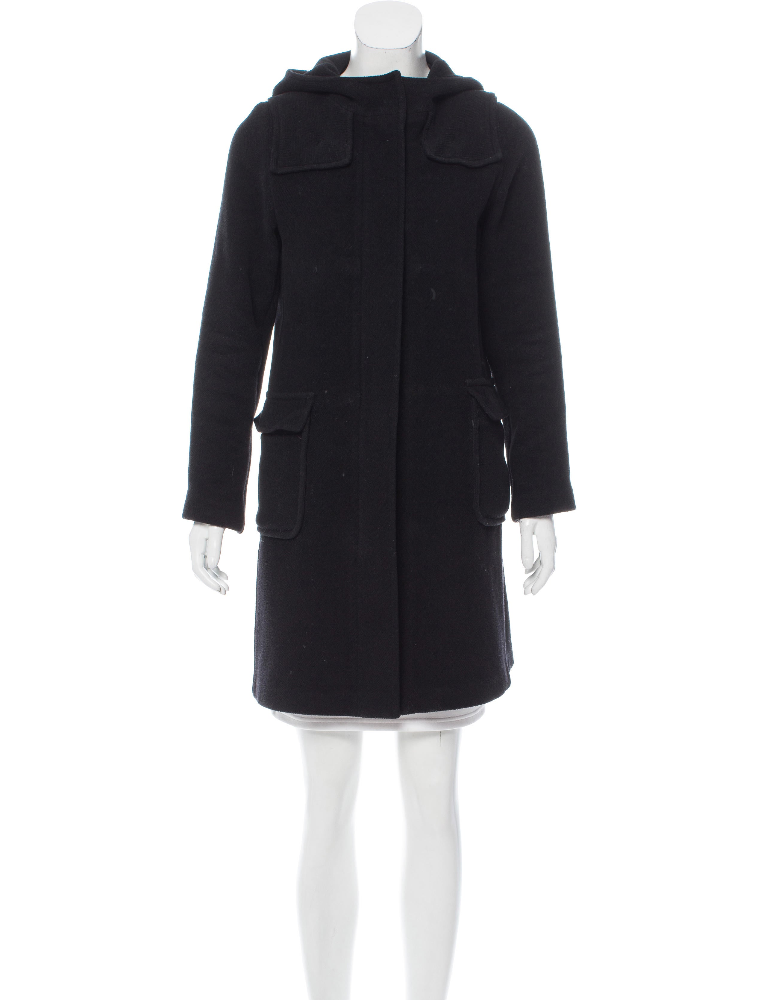 Marc Jacobs Womens Wool Hooded Coat. Sold by BHFO. $ $ tiodegwiege.cf Winter Wool Coat Women Coat Women's Slim Long Blend Hooded Collor Double Breasted Coat Outerwear. Sold by VIRTUAL STORE USA. $ $